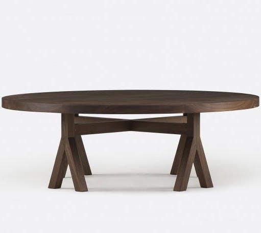 Commune Coffee Table By Nerihu In Walnut 2