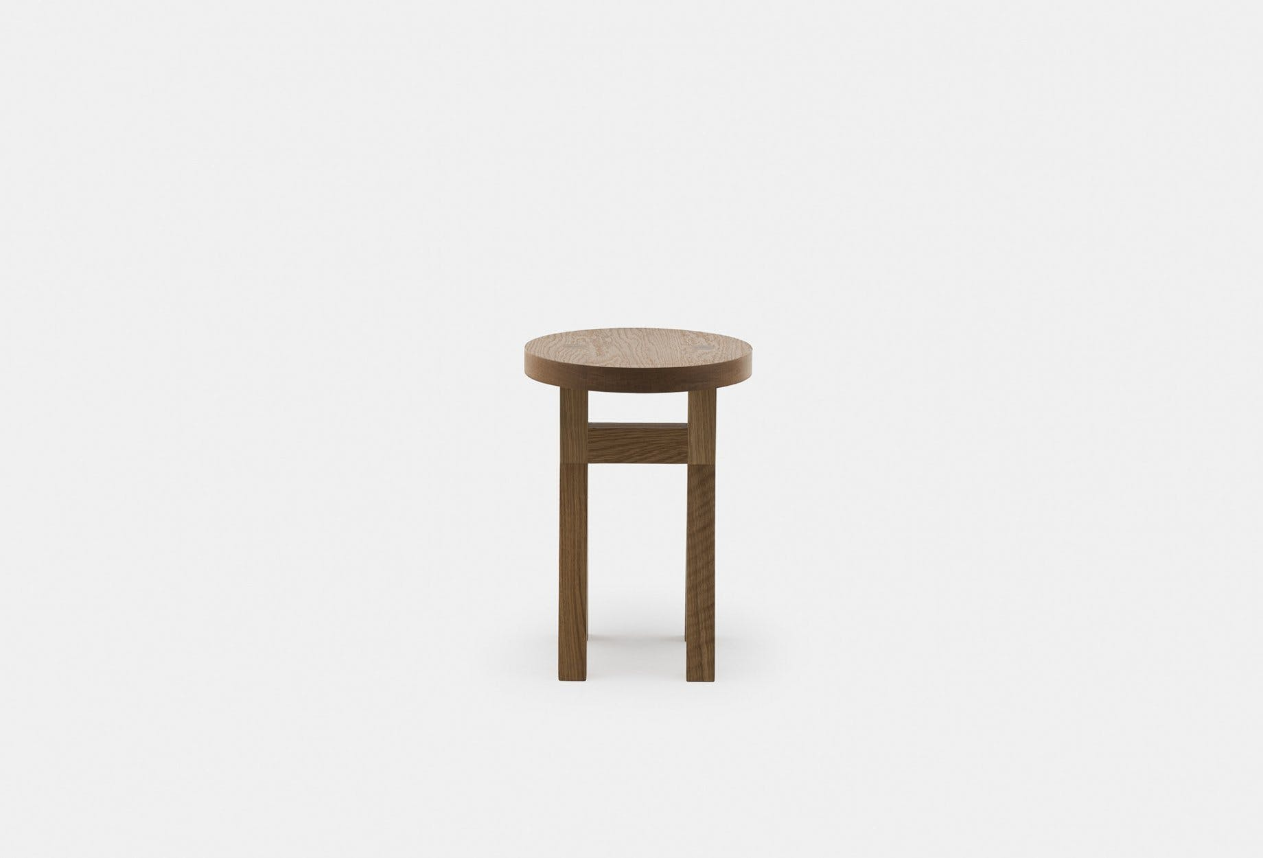 Commune Stool By Neri Hu In Danish Oiled Oak 2Web 1840X1250