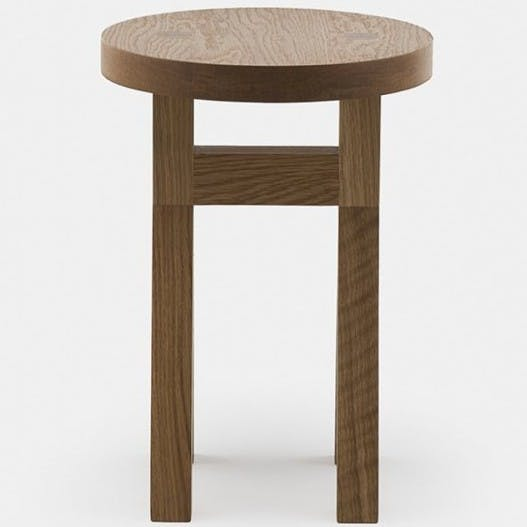 Commune Stool By Nerihu In Danish Oiled Oak 2Web 1840X1250