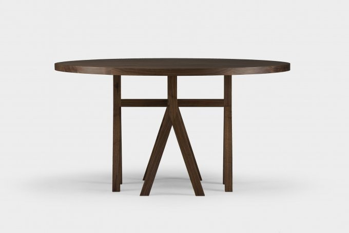 Commune Dining Table By Neri Hu In Walnut 2 Updateweb 680X455