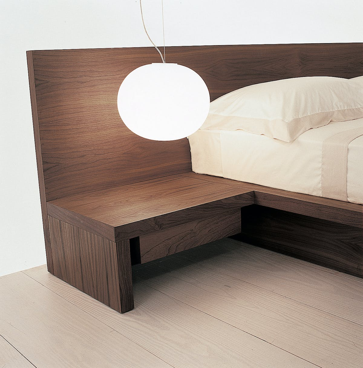 Riva 1920 Como Bed Side Detail