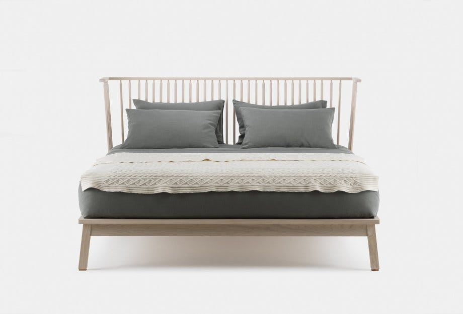 455 Companions Bed By Studioilse In White Oiled Ash Front4