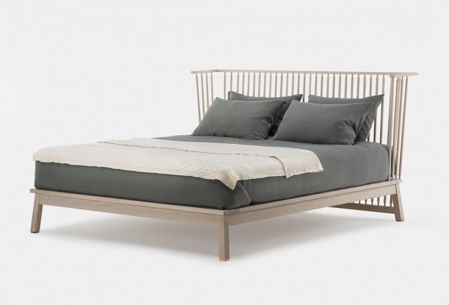 Companions Bed By Studioilse In White Oiled Oak6