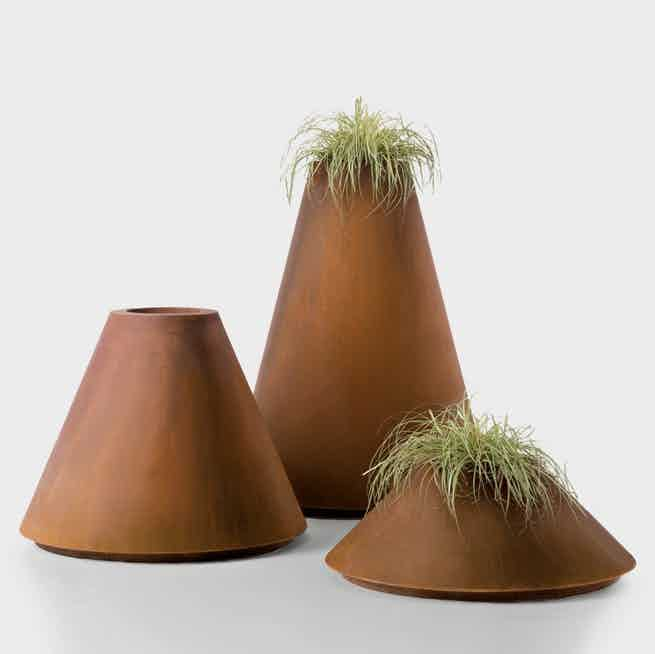 De castelli conique planter haute living
