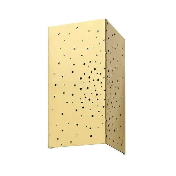 Cto Lighting Constellation Wall Gold Haute Living