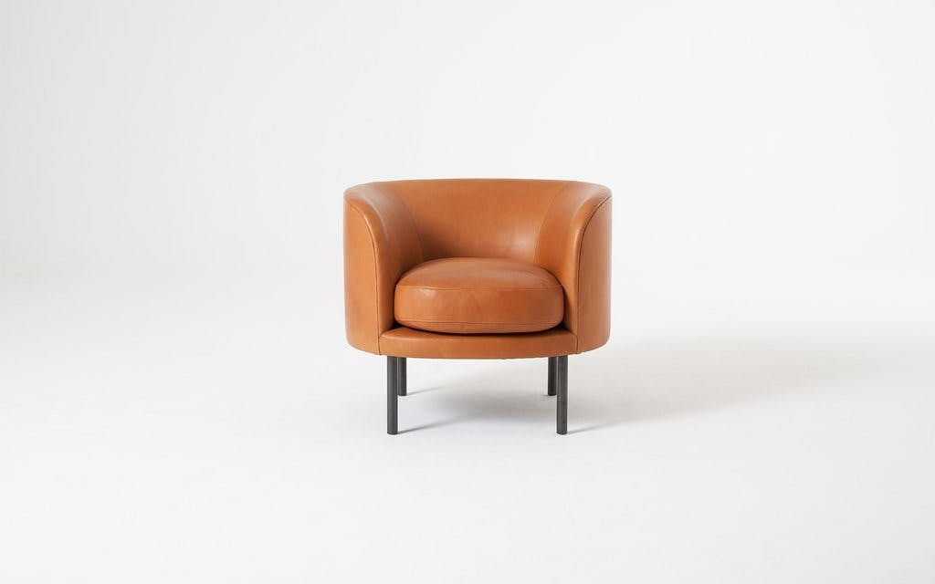 Continuous Cushion Armchair Leather 1024X1024