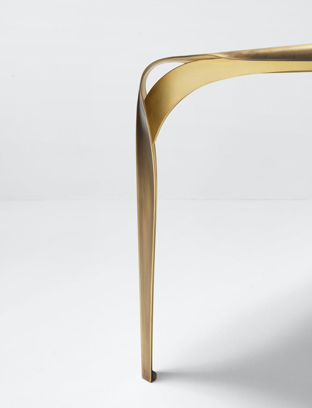 De Castelli Convivium Table Leg Haute Living