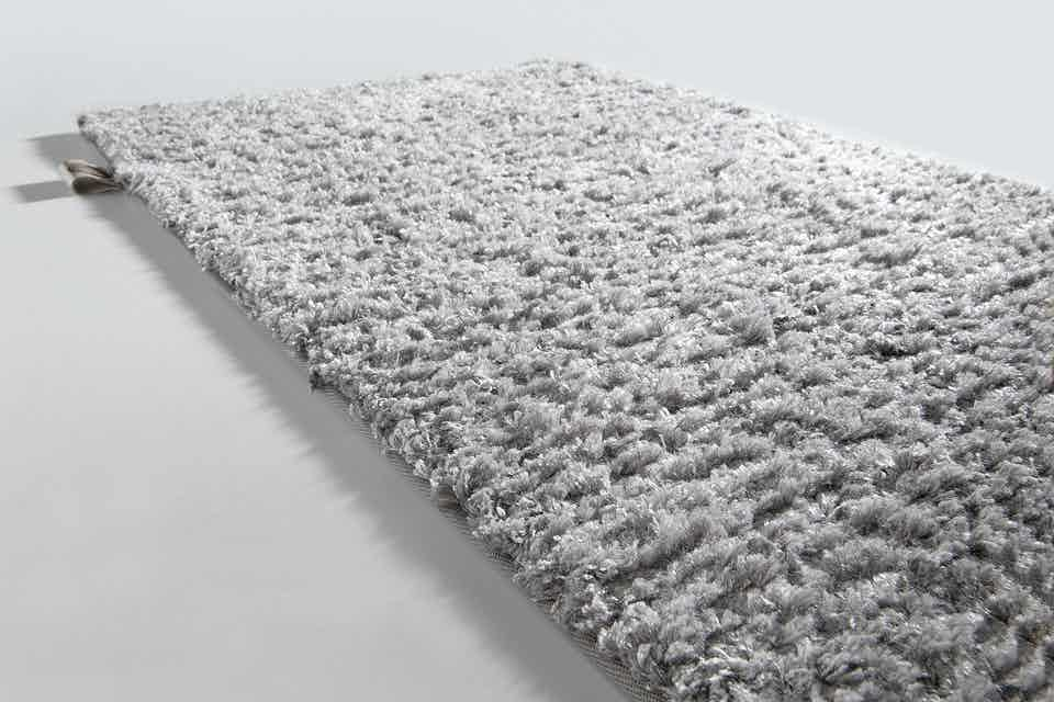 Limited Edition Rugs Cool Rug Alluminum Haute Living