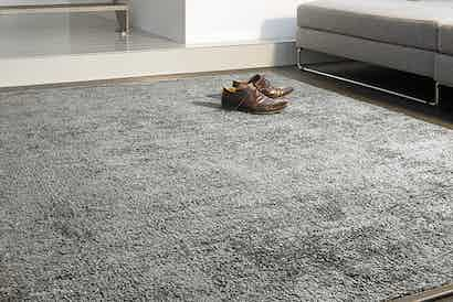 Limited Edition Rugs Cool Rug Aluminum Insitu Haute Living