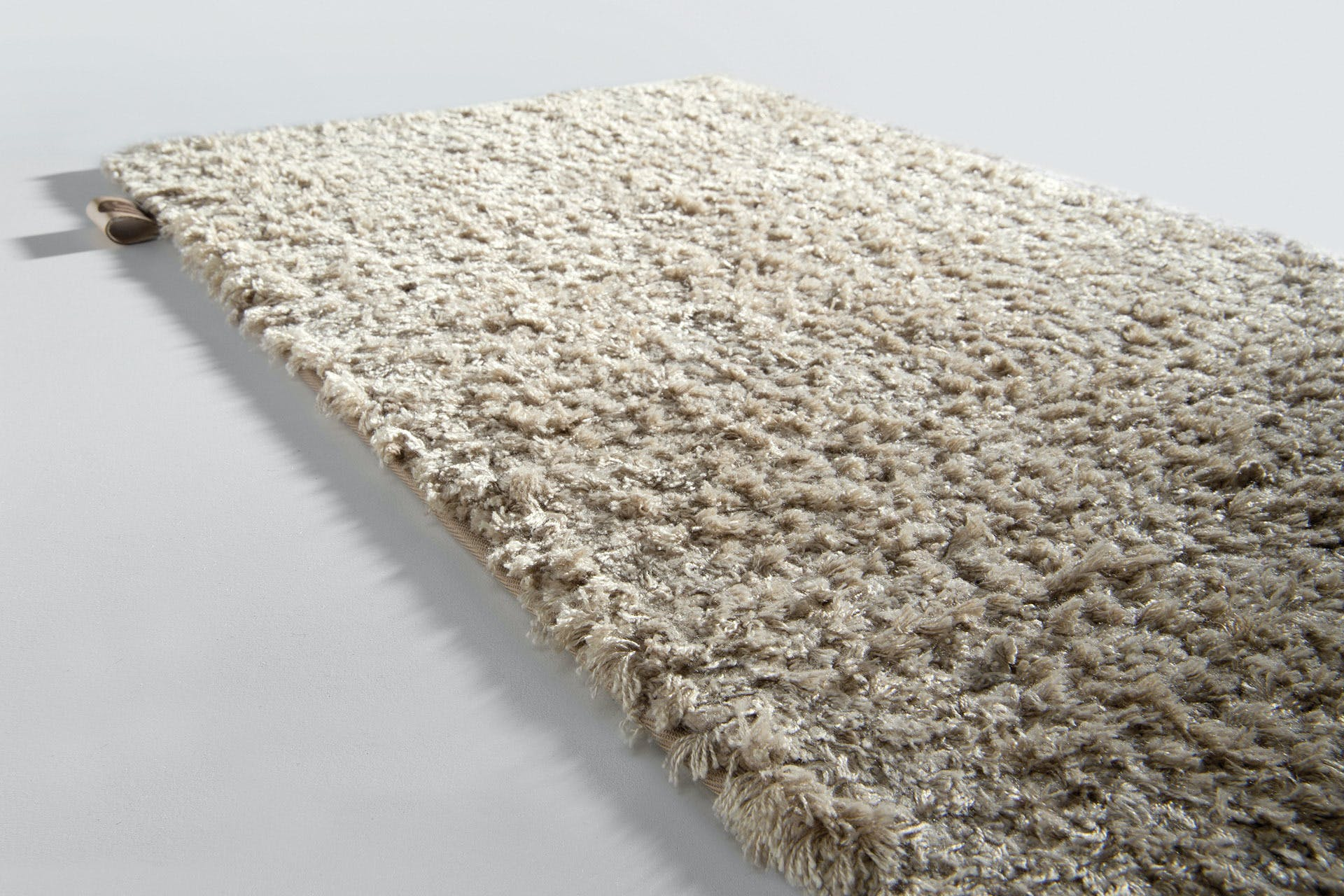 Limited Edition Rugs Cool Rug Silver Haute Living