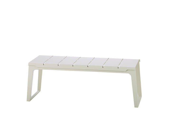Copenhagen Bench White 1