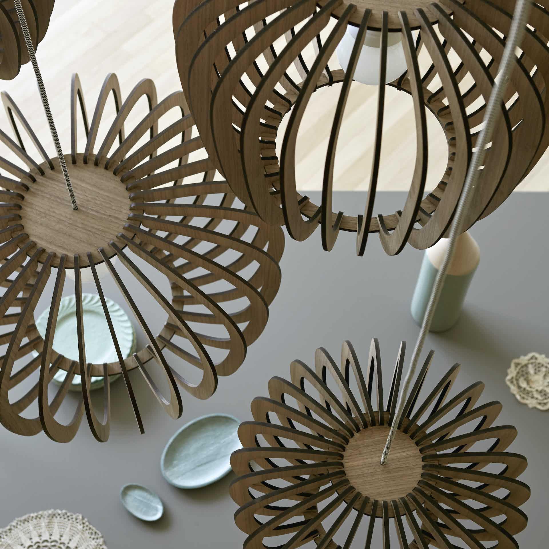 Miniforms Coraline Pendant Detail Haute Living