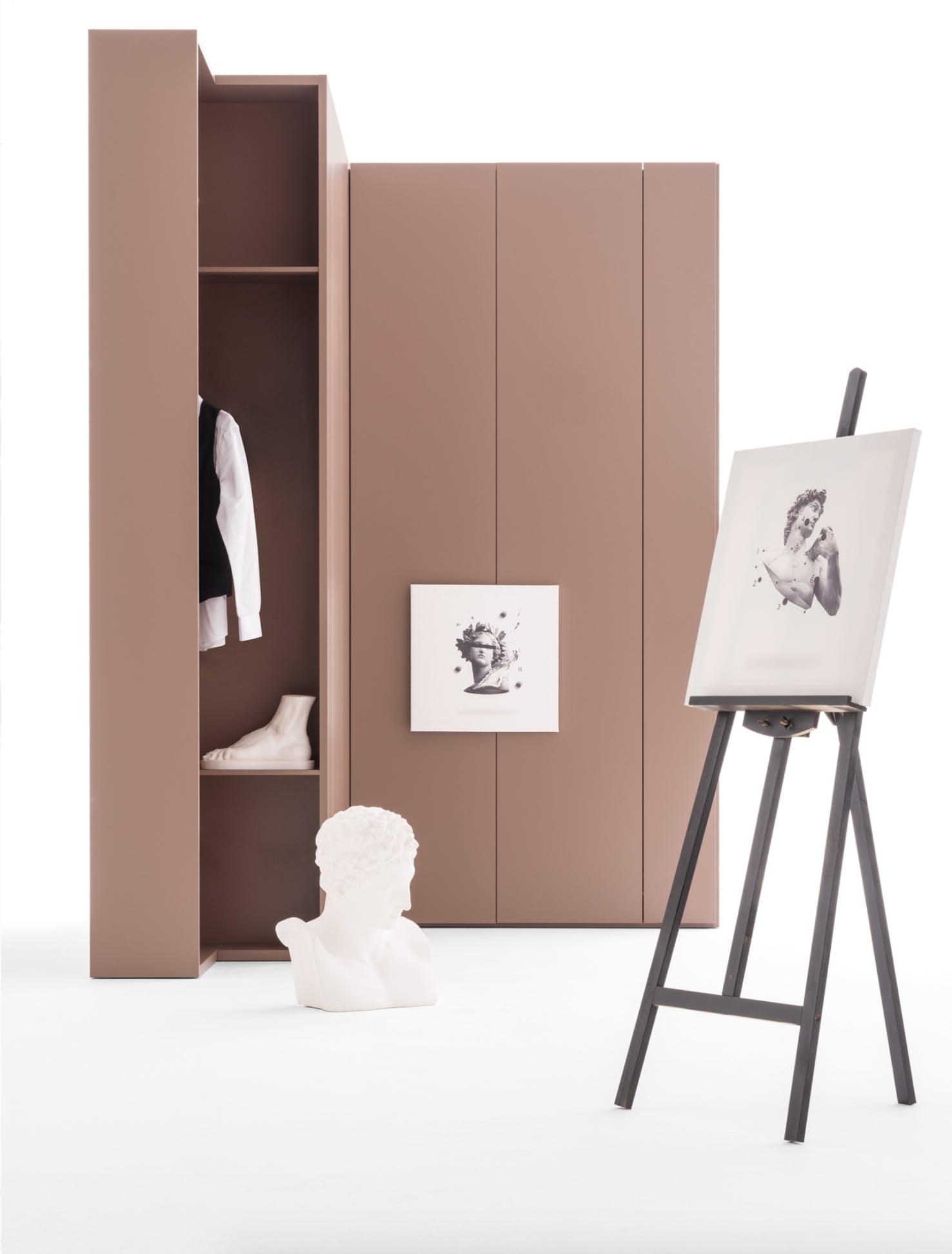 Caccaro Core Module Closet Haute Living