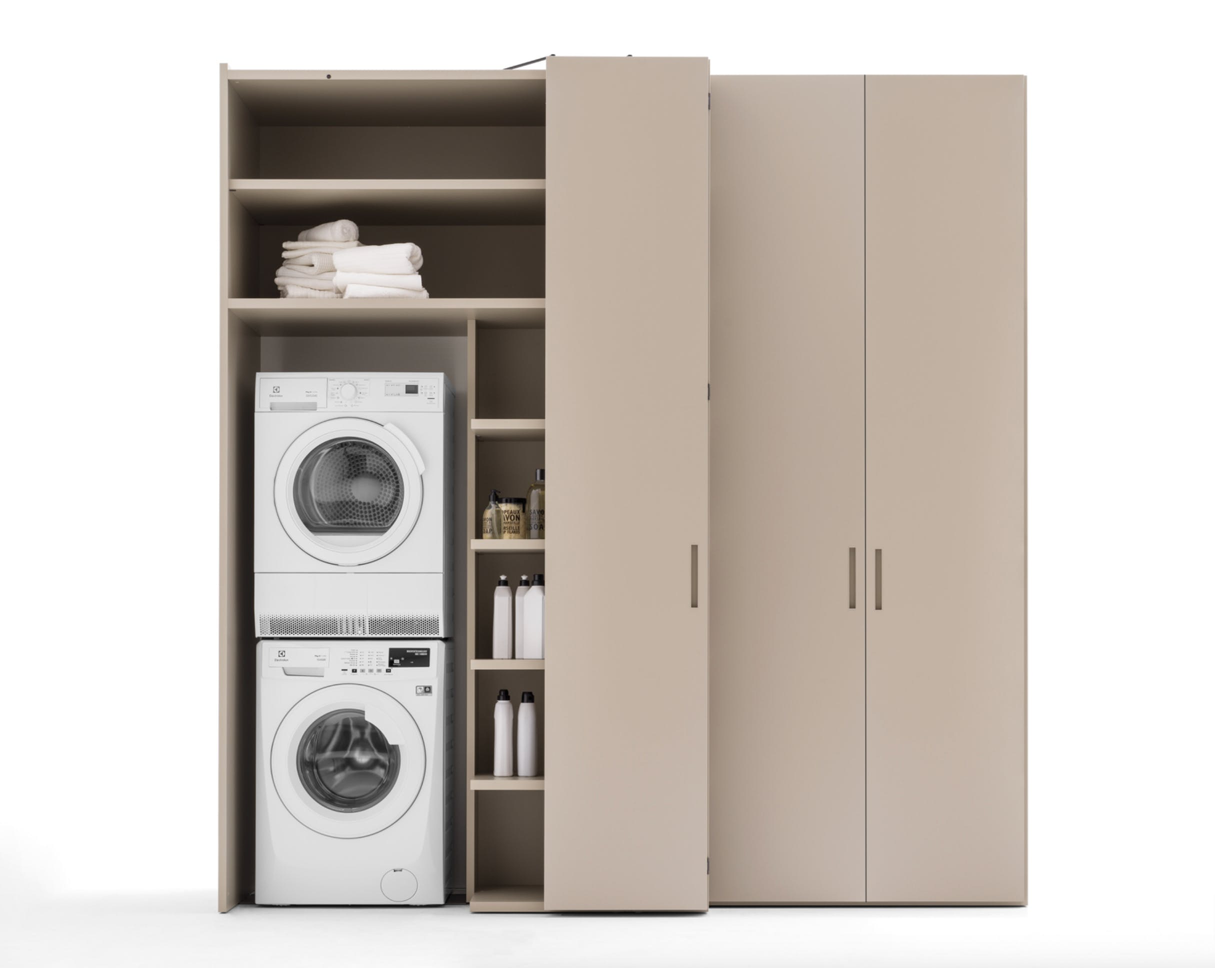 Caccaro Core Module Laundry Haute Living