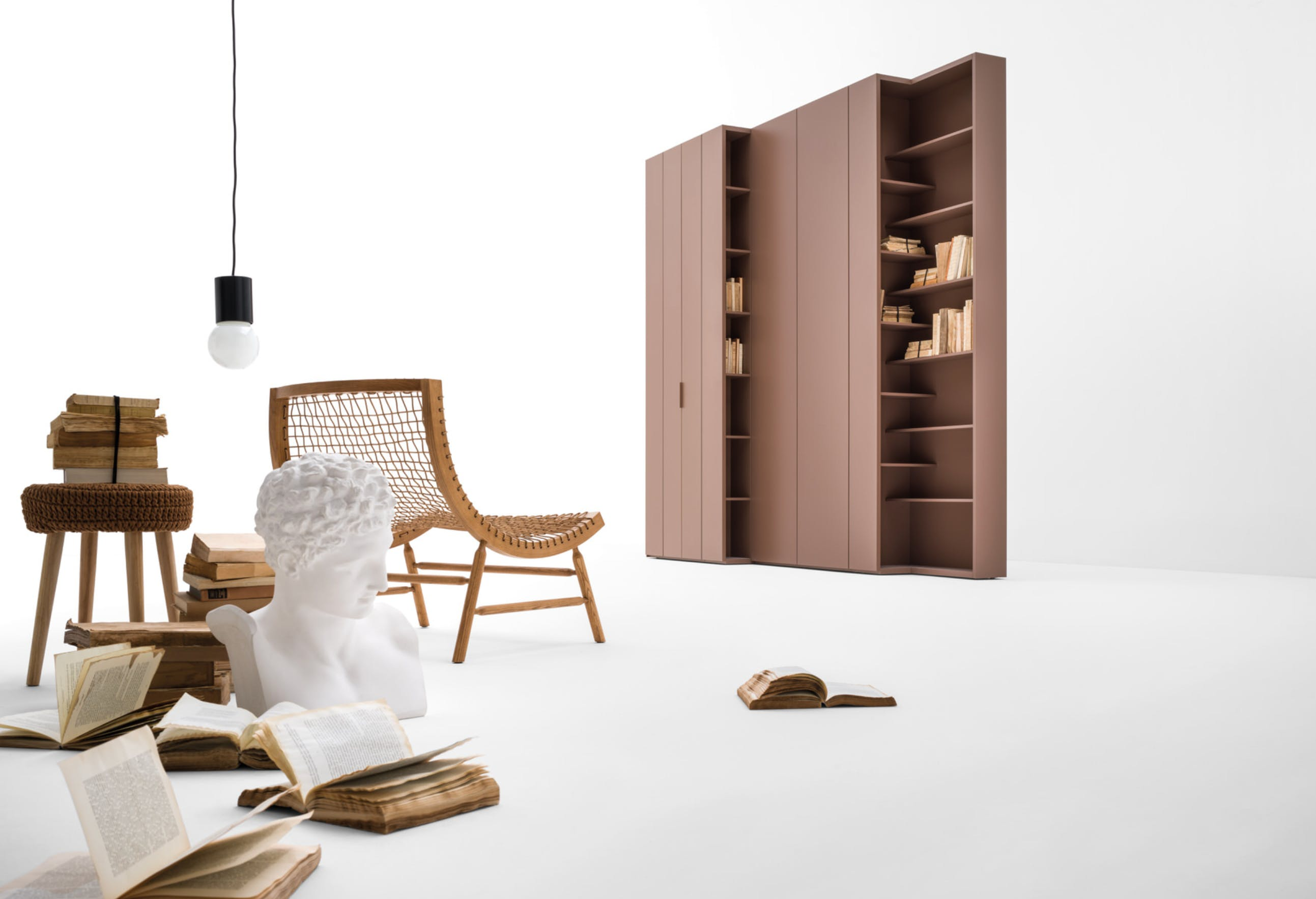 Caccaro Core Module Shelving Haute Living