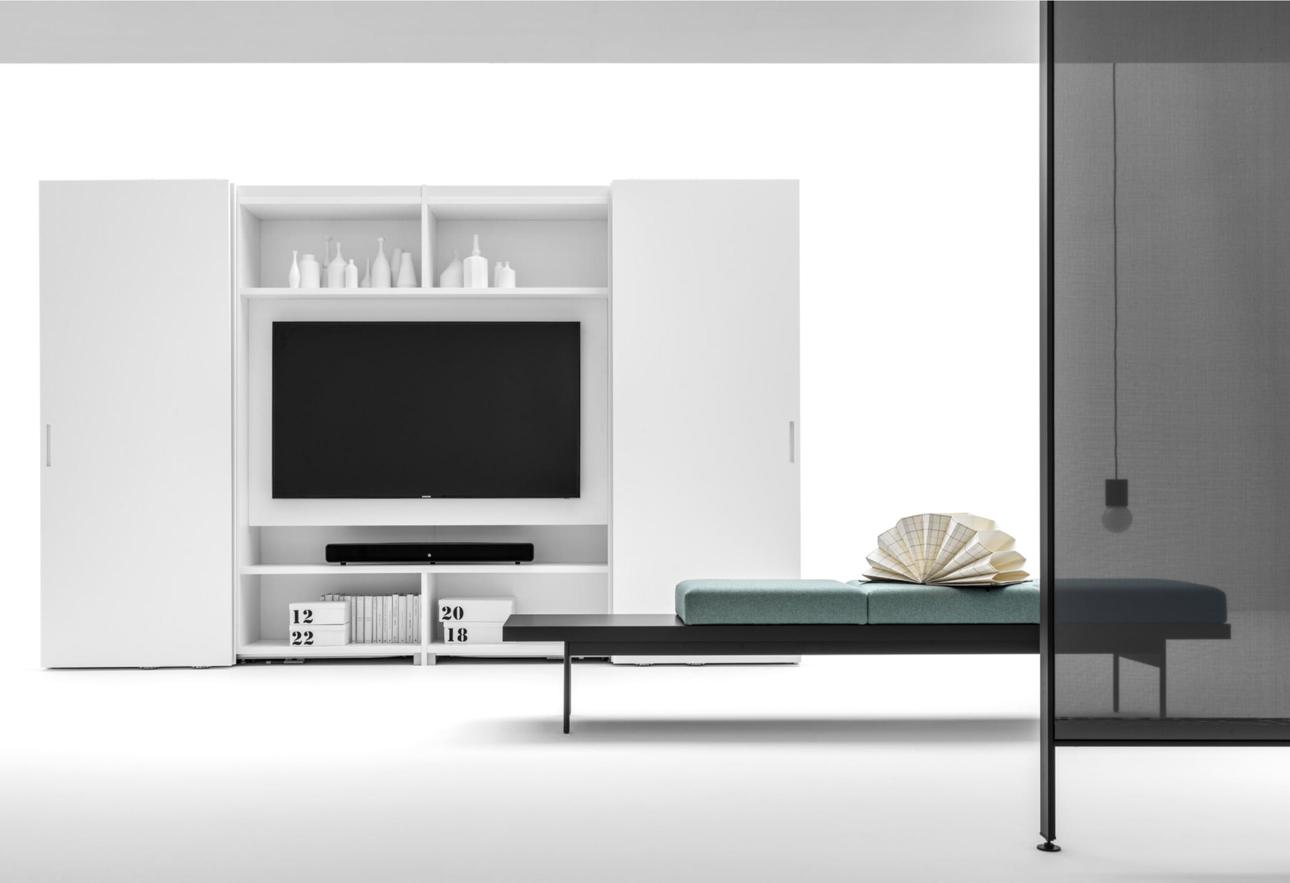 Caccaro Core Module Tv Haute Living