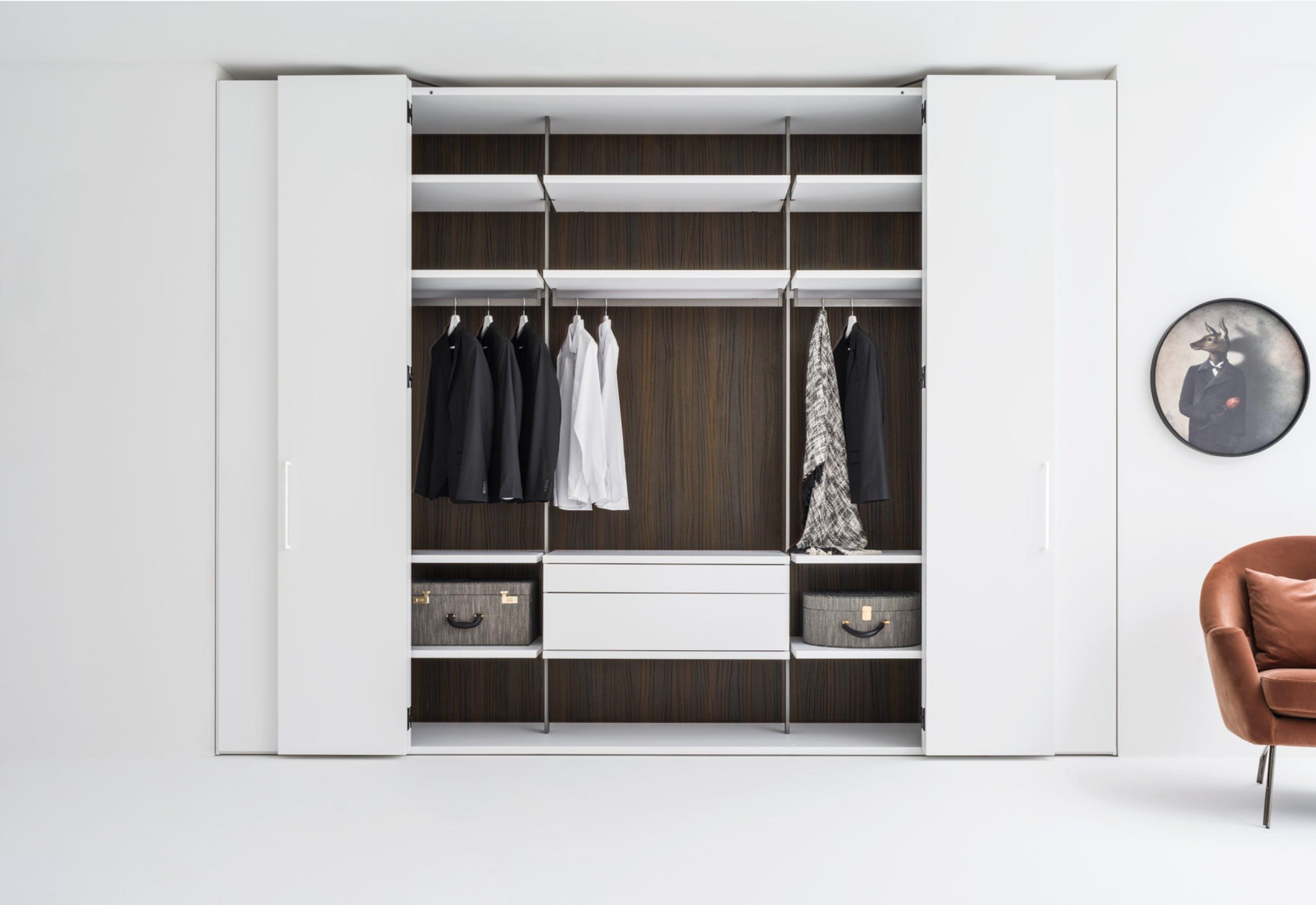 Caccaro Core Module White Haute Living