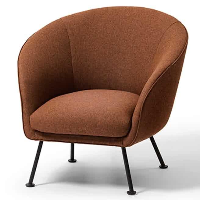 Wendelbo cornet chair haute living