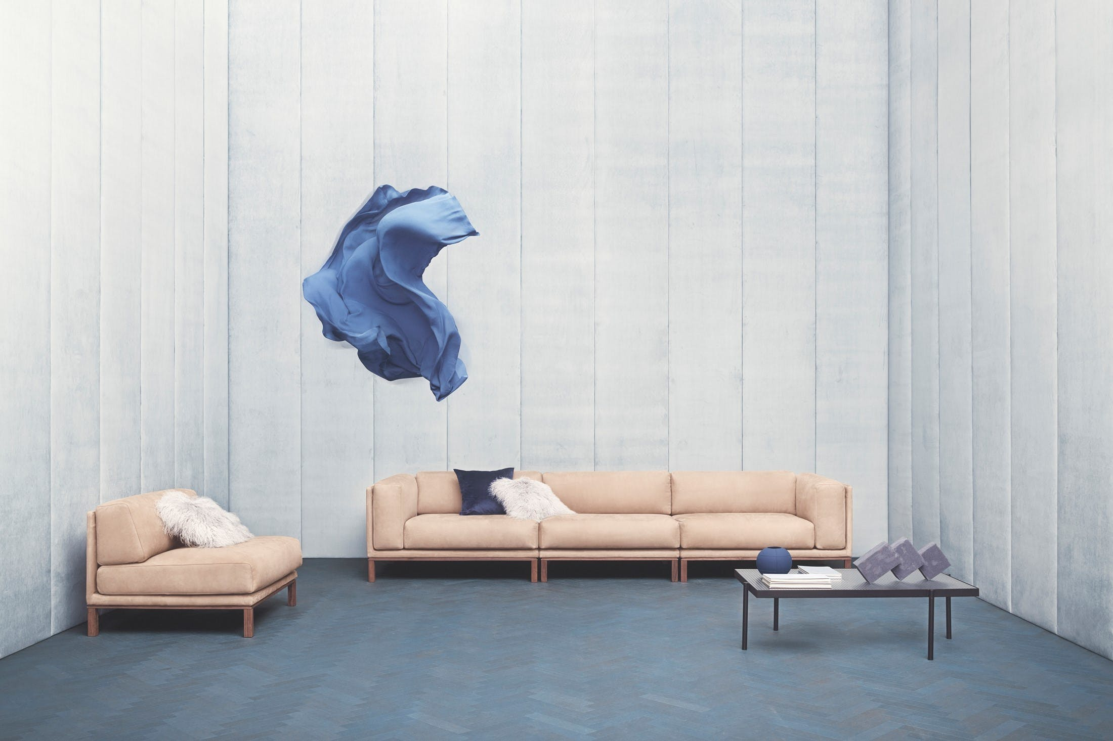 Bolia Cosy 3 Module Sofa Insitu Haute Living