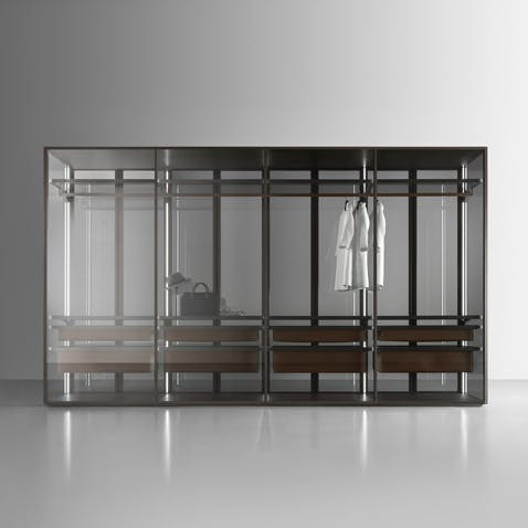 Storage System Cover Freestanding 12