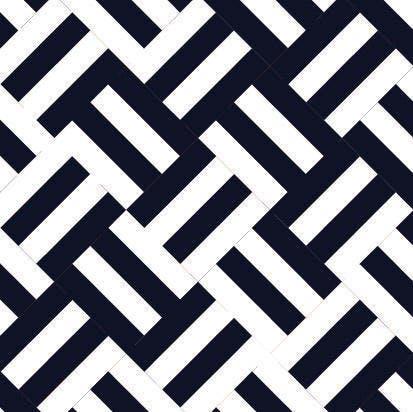 La-chance-cross-rug-black-haute-living