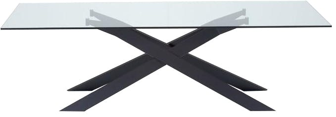 Sovet Cross Dining Table Thumbnail