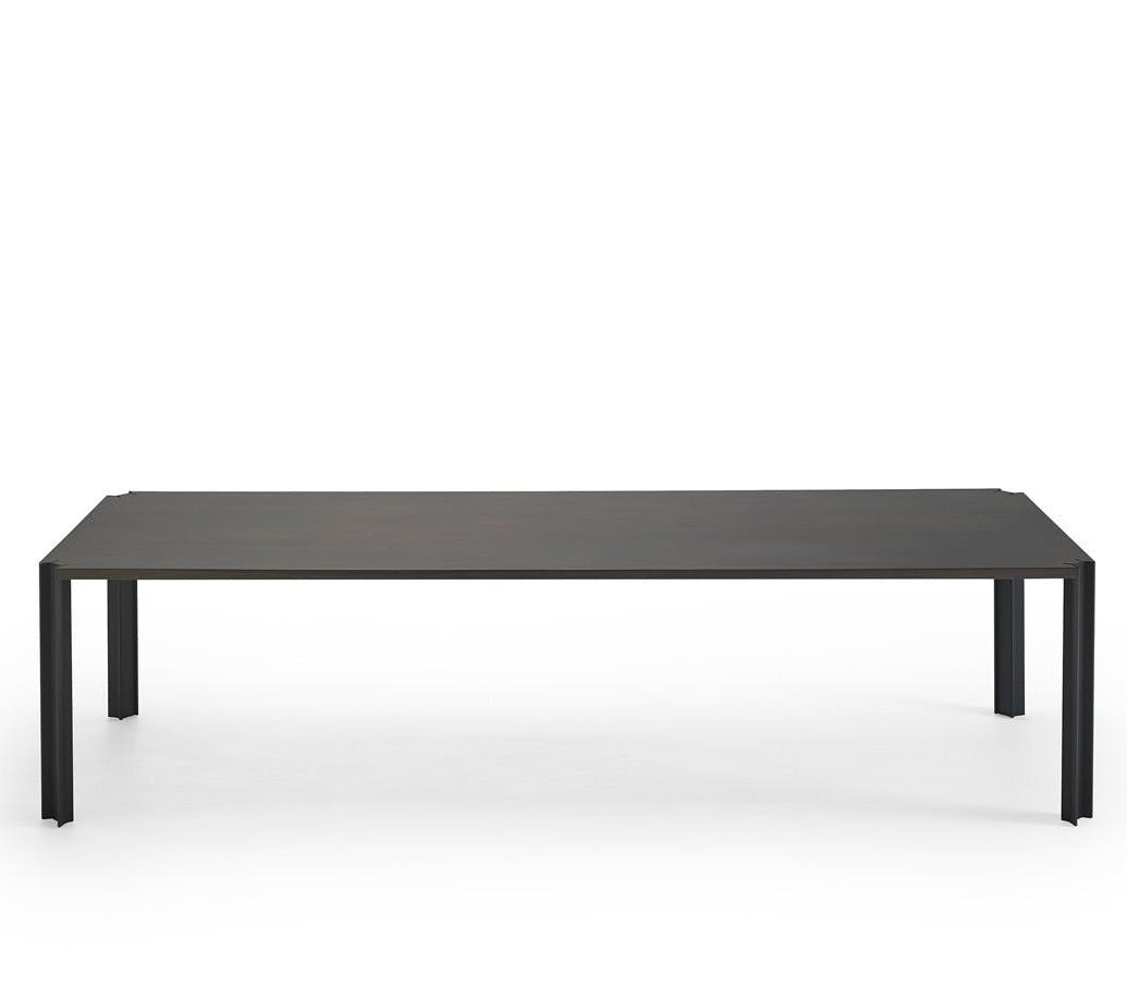 Punt Furniture Crossing Grey Side Angle Haute Living