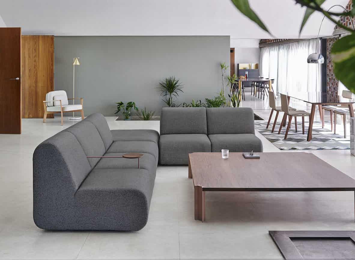 Punt Furniture Crossing Insitu Coffee Table Haute Living