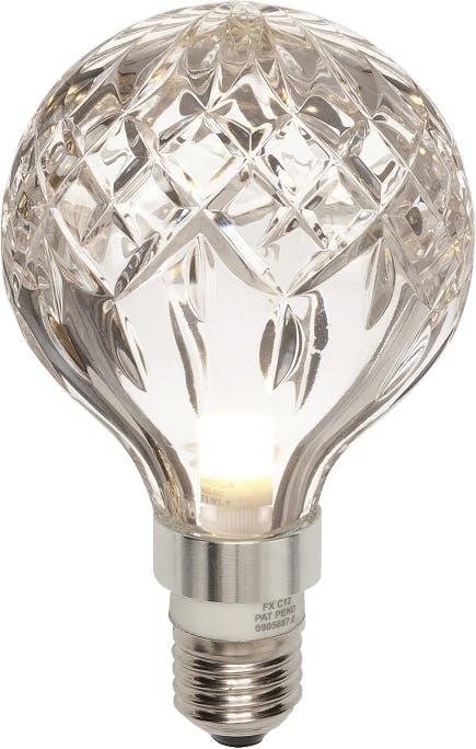 lee broom crystal bulb light haute living