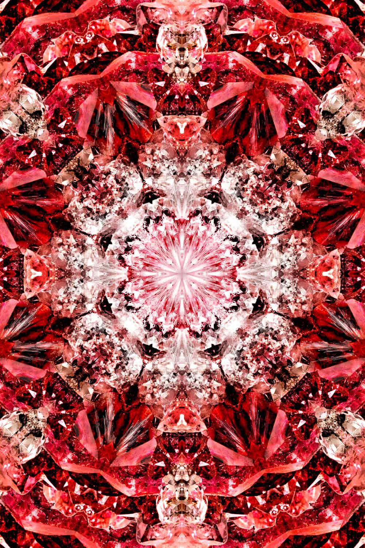Moooi Carpets Crystal Fire Haute Living