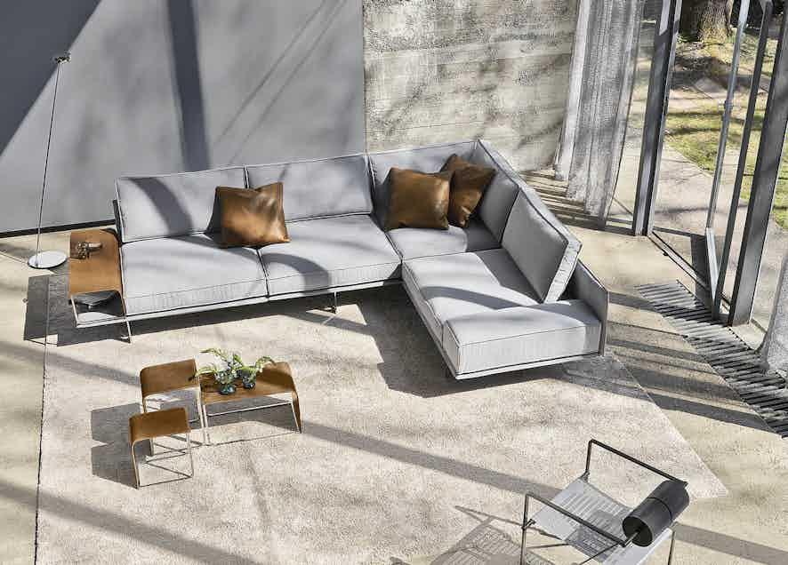 Jab Anstoetz Cube Air Modular Sofa Insitu Haute Living