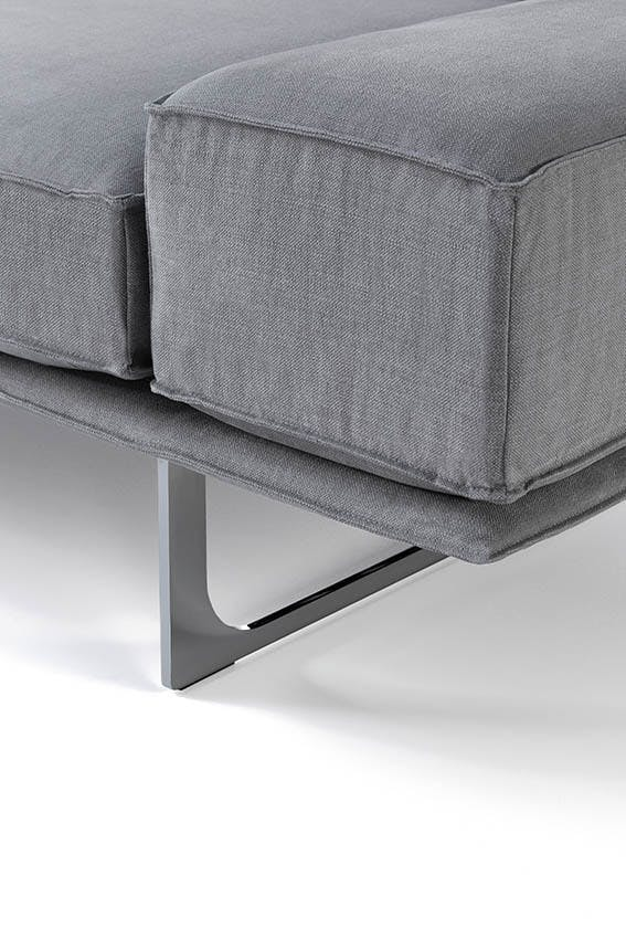 Jab Anstoetz Cube Air Slim Leg Sofa Detail Haute Living