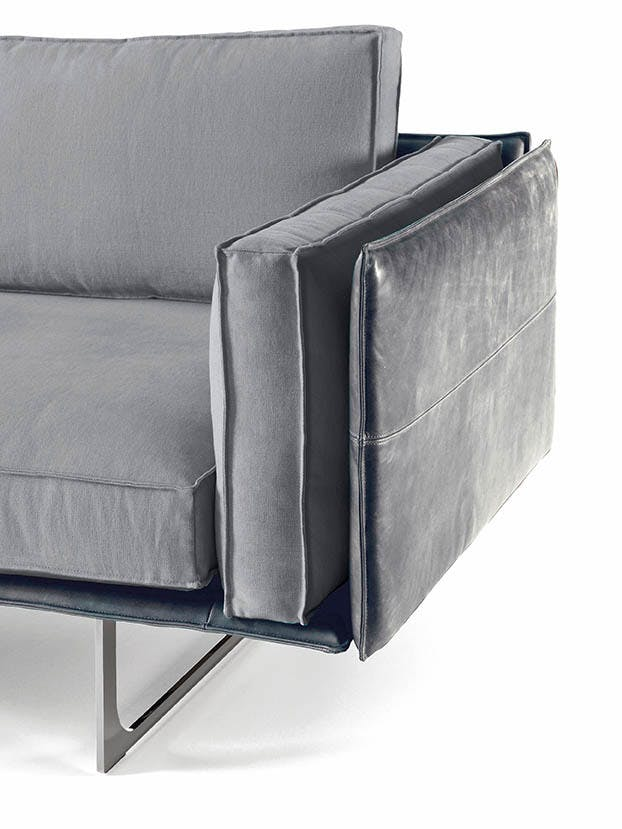 Jab Anstoetz Cube Air Sofa Leg Detail Haute Living
