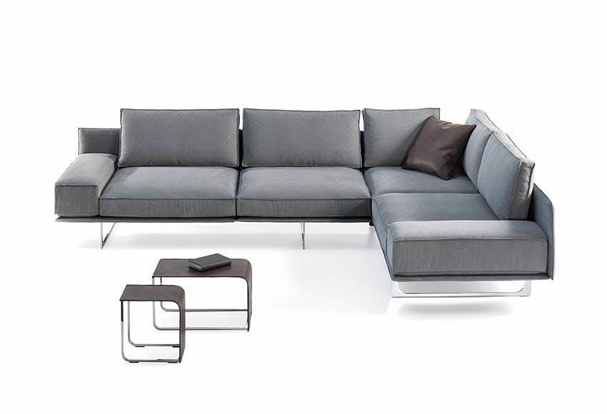 Jab Anstoetz Grey Cube Air Modular Sofa Haute Living