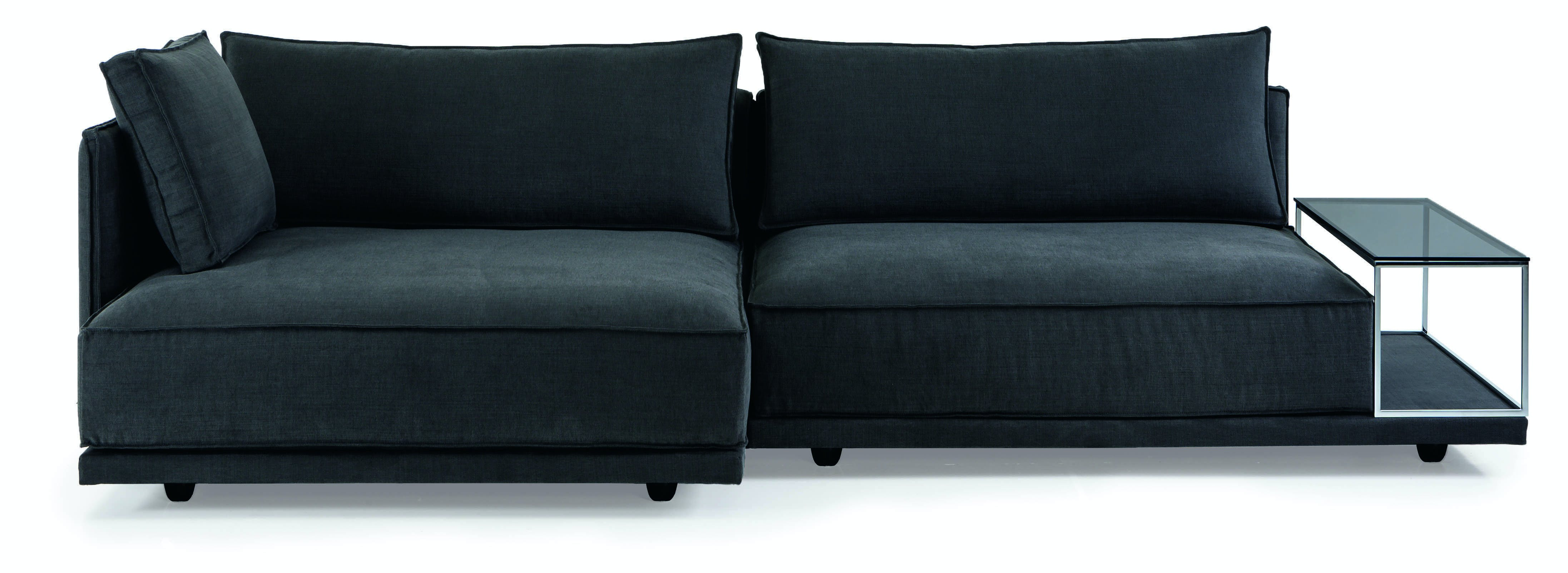 Jab Anstoetz Black Cube Lounge Modular Sofa Haute Living