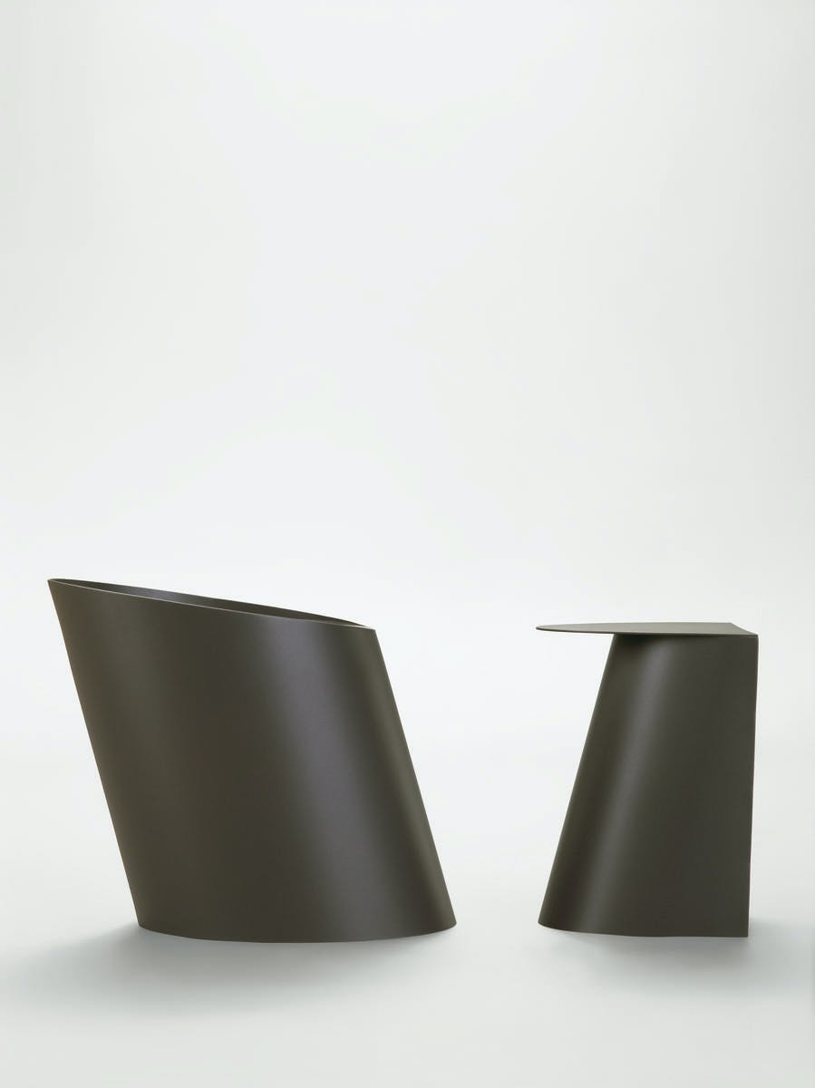 Gorove Jet Set Tavolino In Ferro Design