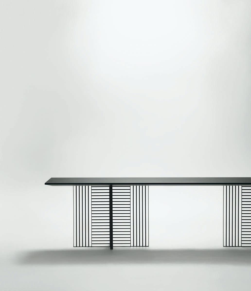 Oh Tavolo Rettangolare Di Design 2