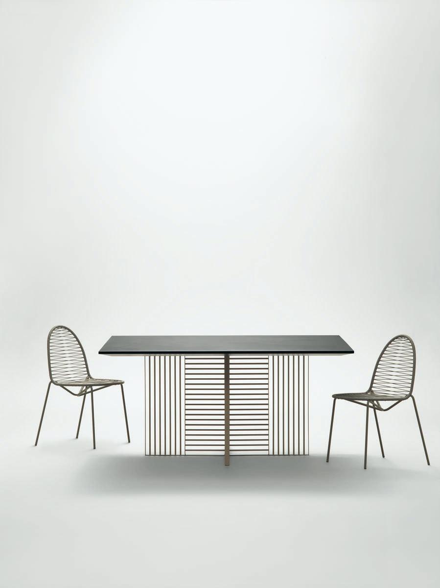 Oh Tavolo Quadrato Design Italia