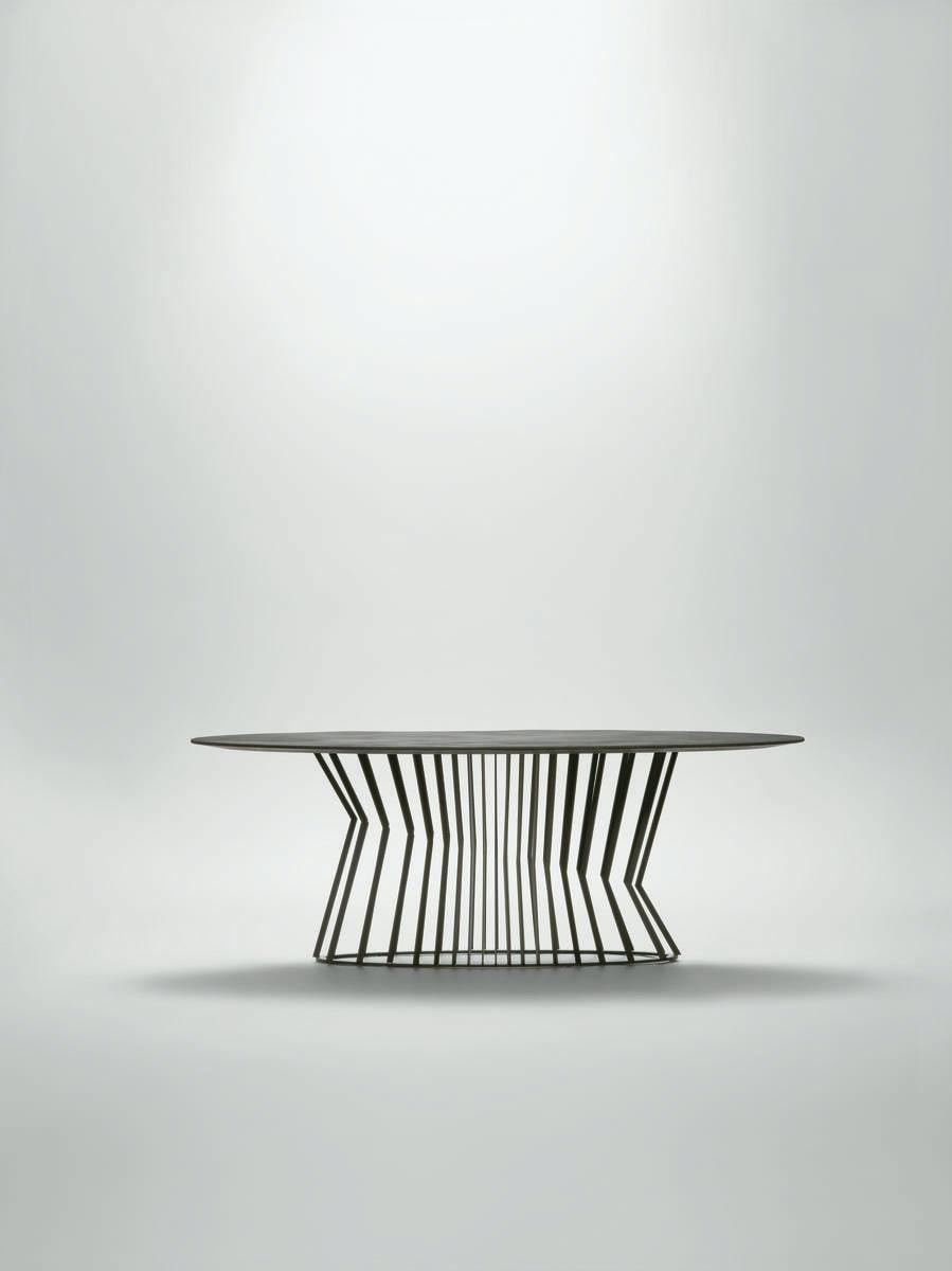Dame Tavolo Ovale Design 1