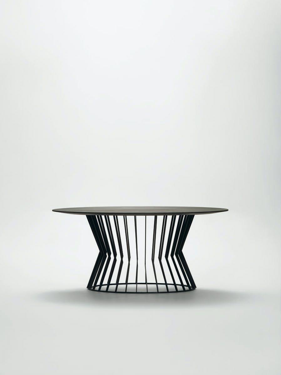Dame Tavolo Tondo Design Italia 1