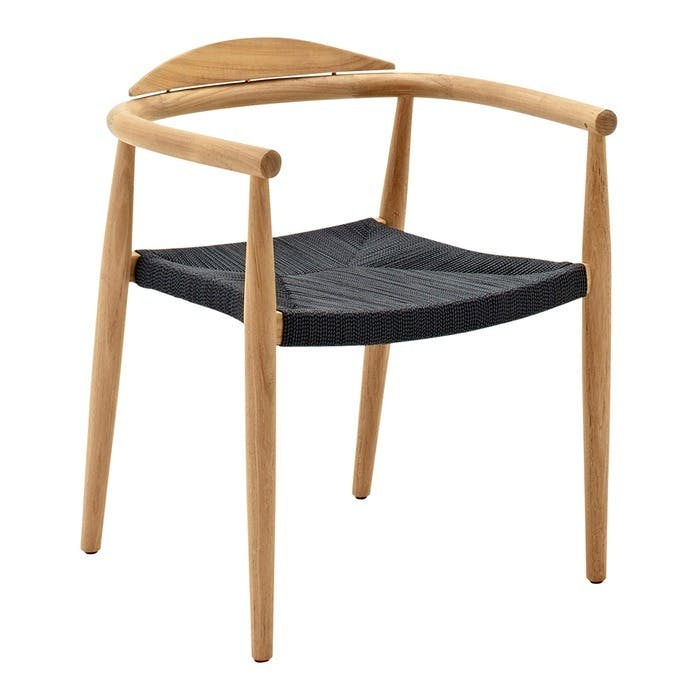 Dansk Stacking Chair Haute Living