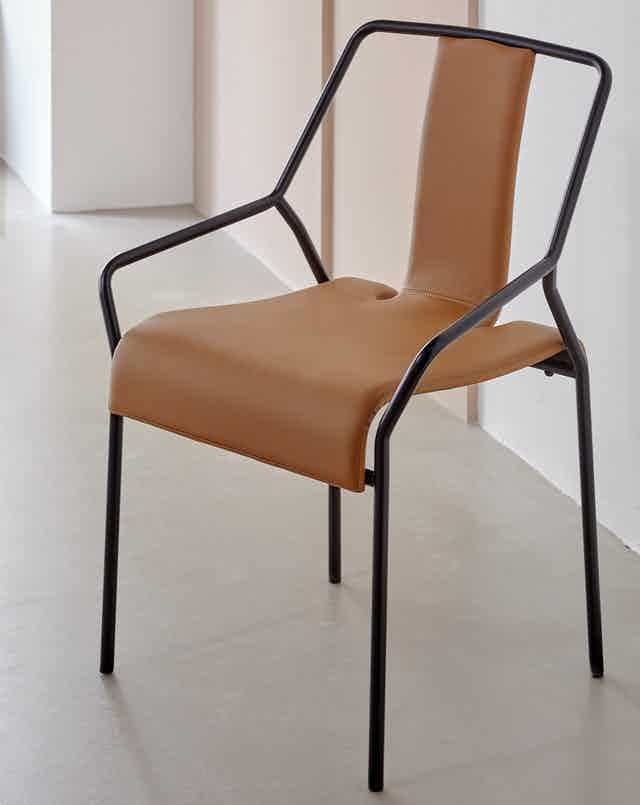 Coedition dao upholstered dining chair haute living