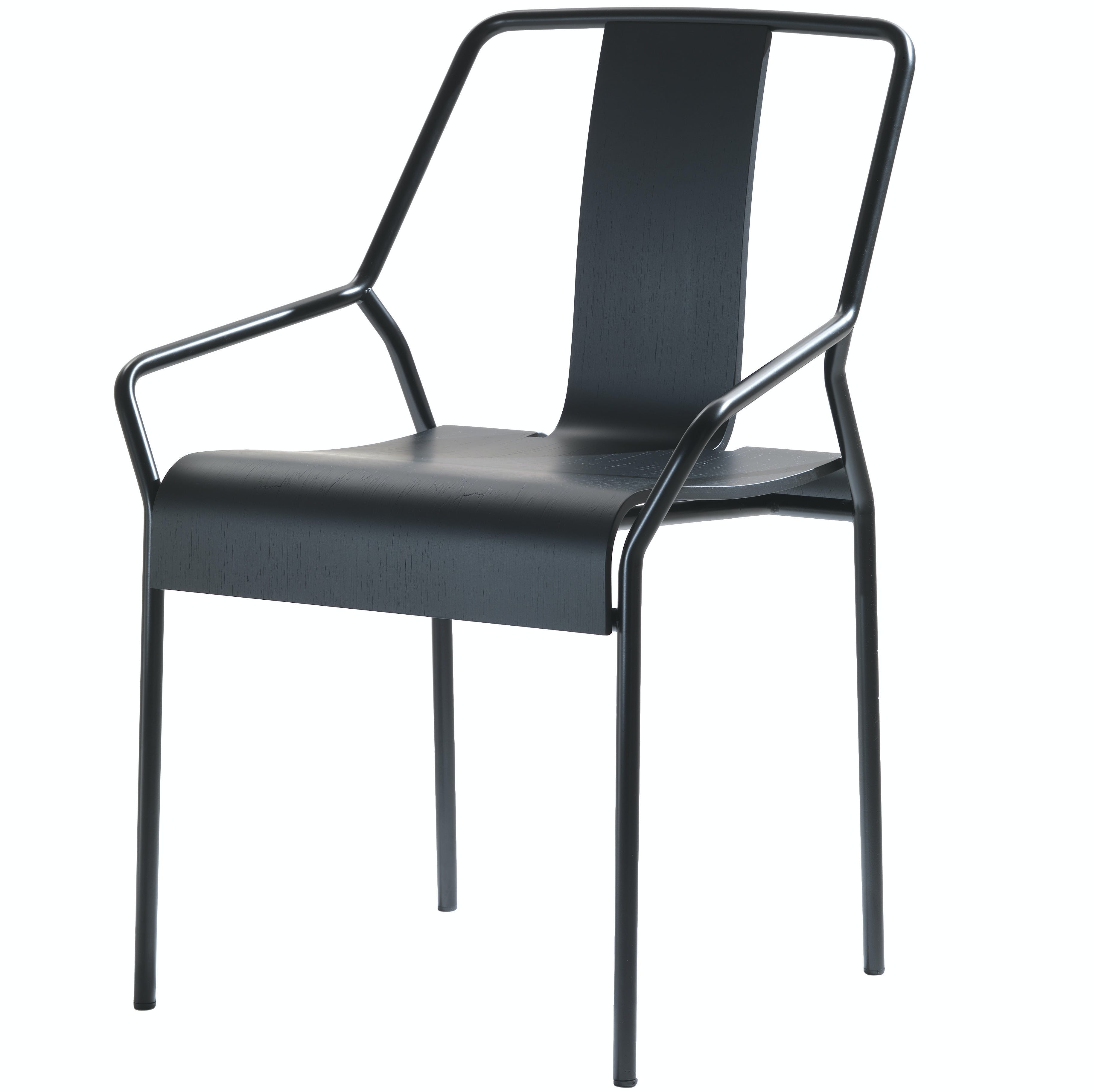 coedition dao stacking chair by shin azumi haute living