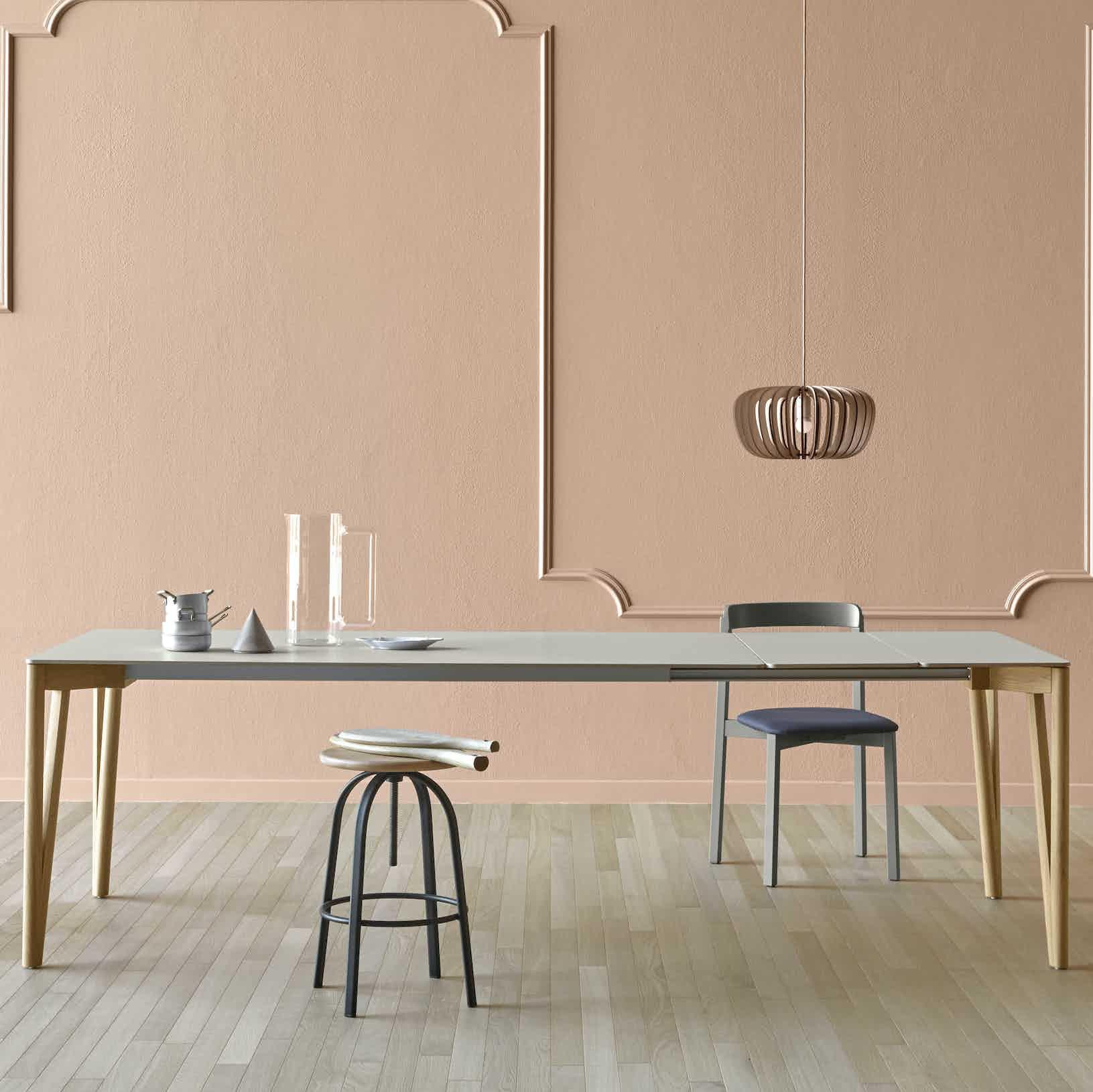 Miniforms Decapo Table White Center Haute Living