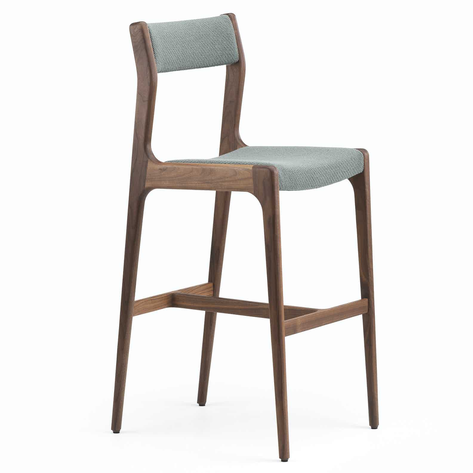 De La Espada Autoban Deer Bar Stool Armless Thumbnail Haute Living