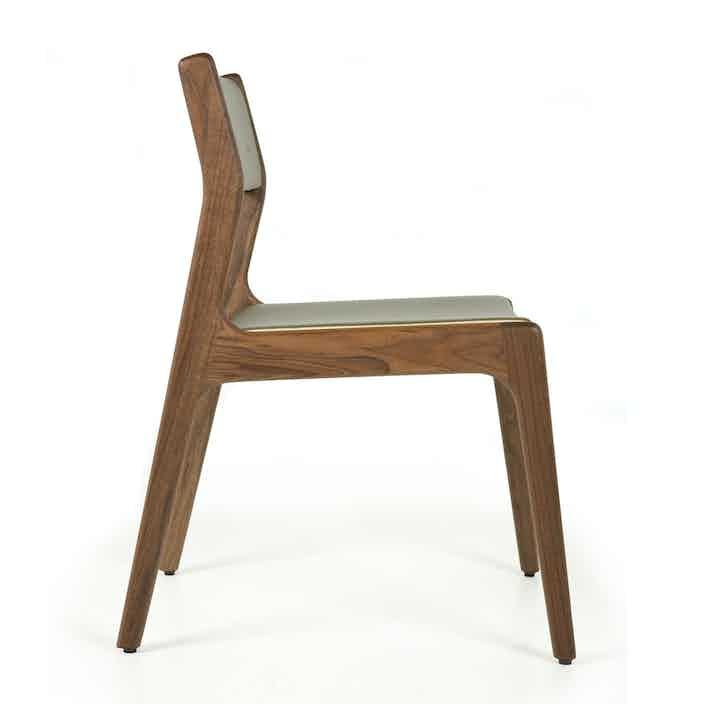 De La Espada Autoban Deer Chair Side Haute Living