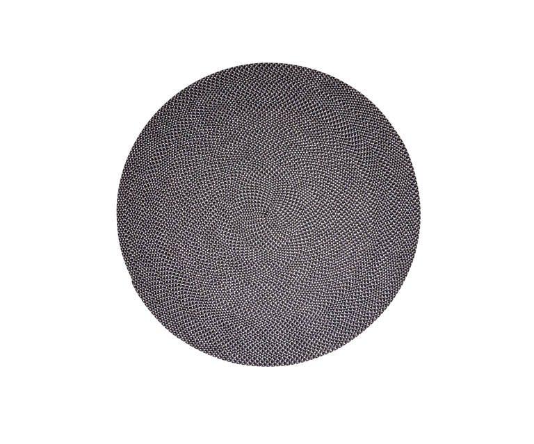 Defined Carpet Grey Dia 140Cm