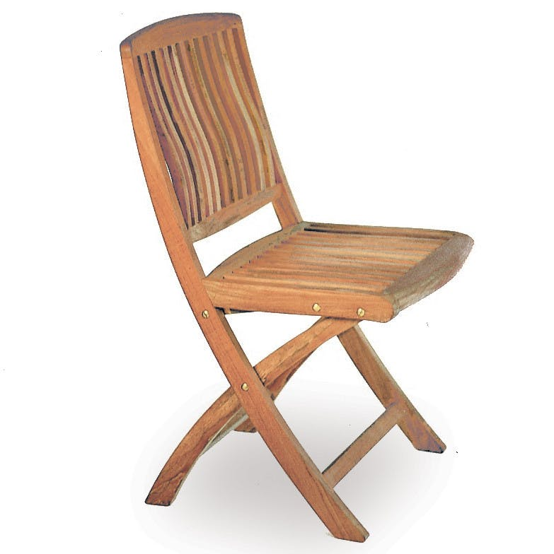 Royal Botania Del Rey Folding Chair Haute Living
