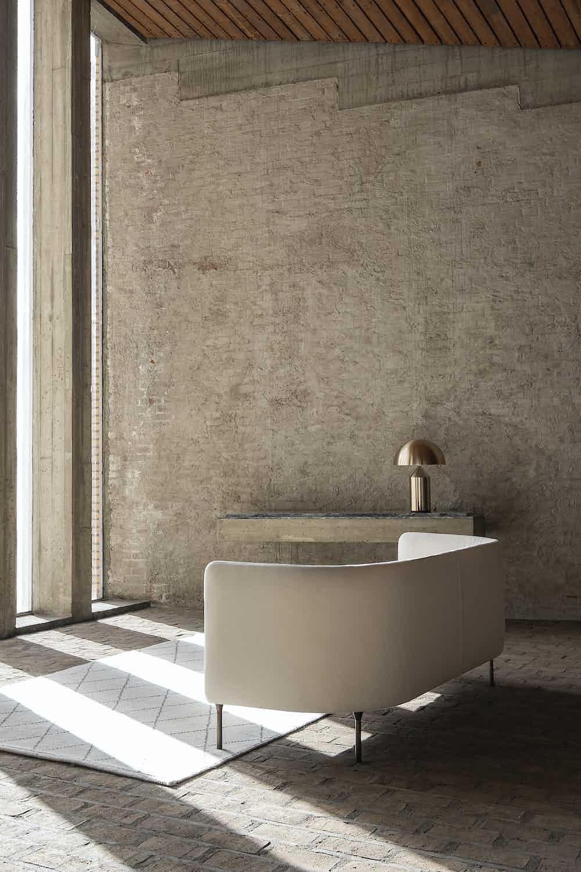 Bensen furniture delta sofa back insitu haute living