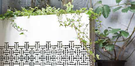 De Castelli Demetra Planter Detail Insitu Haute Living